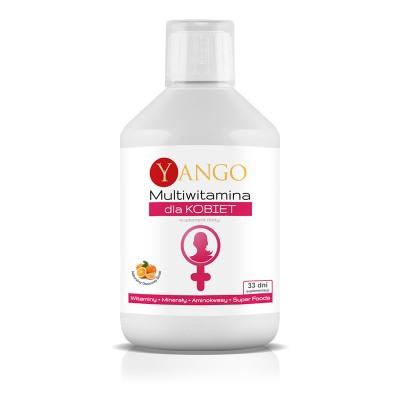 Multiwitamina dla kobiet - 500 ml