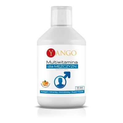 Multiwitamina dla mężczyzn - 500 ml