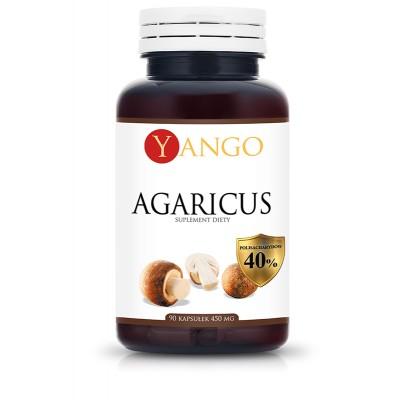 Agaricus - 90 kapsułek