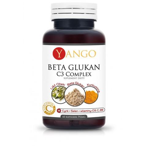 Beta Glukan C3 Complex™ - 60 kapsułek
