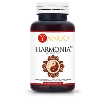 Harmonia™ - adaptogeny - 60 kapsułek