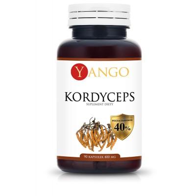 Kordyceps - 90 kapsułek