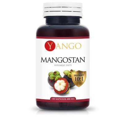 Mangostan - 100 kapsułek