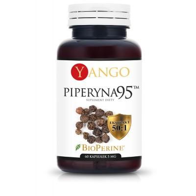 Piperyna 95™ - 60 kapsułek