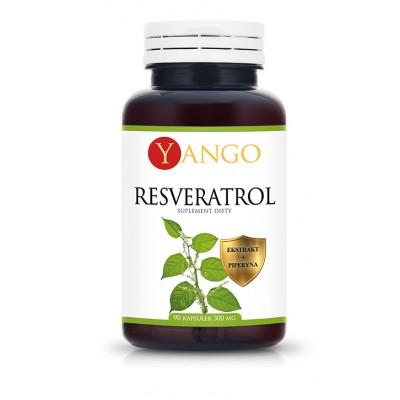 Resveratrol - 90 kapsułek