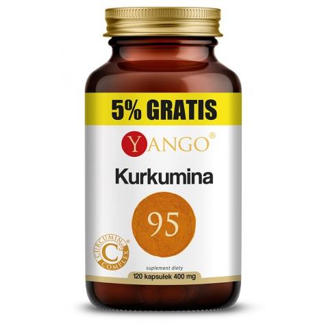 Kurkumina 95 - 120 kapsułek